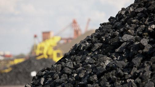 Na zwałach zalega już 13,5 mln ton węgla