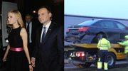 Na Żywo: Kinga Duda miała być w limuzynie prezydenckiej