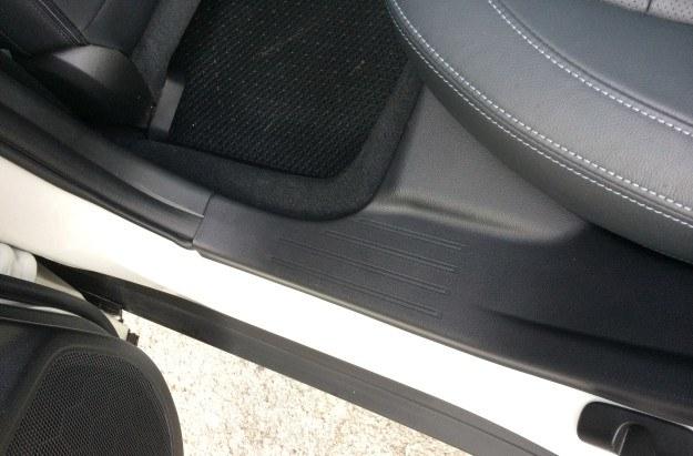 Nabywcy poprzedniej generacji Outbacka prosili m.in. o lepsze wyciszenie oraz szerszą osłonę progu - by można na nim wygodnie stanąć i mocować bagaż na dachu. W obu przypadkach ich prośby zostały wysłuchane. /Motor