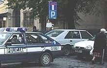 Naciągacze parkingowi to nie tylko problem Lublina /RMF