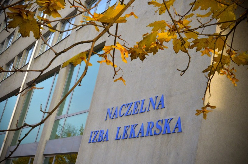 Naczelna Izba Lekarska /Wlodzimierz Wasyluk /East News