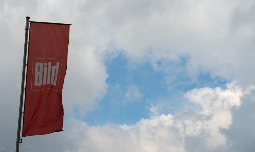 """Naczelny """"Bilda"""" oskarżany przez podwładne o nadużywanie władzy /JOHANNES EISELE /AFP"""