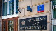 Naczelny Sąd Administracyjny postanowił o wstrzymaniu wykonania uchwały KRS