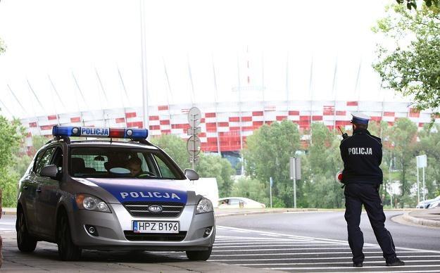 Nad bezpieczeństwem będą czuwać policjanci / Fot: Stanisław Kowalczuk /East News