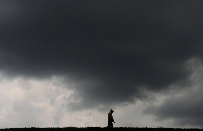 Nad Francją przechodzi fala gwałtownych ulew. /AFP
