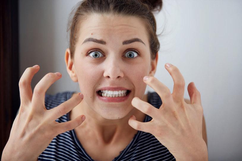 Nad gwałtownymi emocjami da się zapanować. Naucz się, jak to robić /123RF/PICSEL
