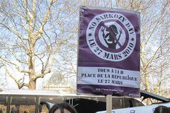 Nad Sekwaną bunt przeciw Sarkozy'emu