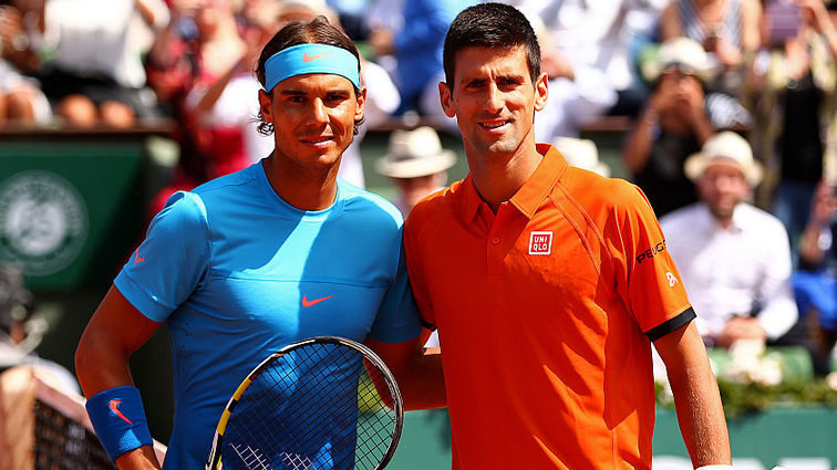 Nadal i Djoković /Getty Images /Getty Images
