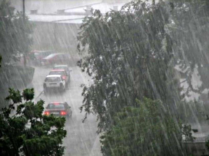 Nadal prognozowane są opady deszczu /INTERIA.PL