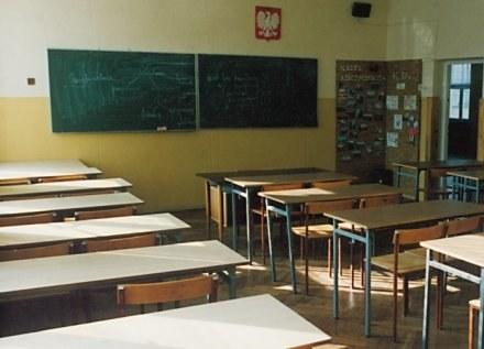 Nadanie szkole imienia miało być wielkim świętem. Zakończyło się aferą... /© Bauer