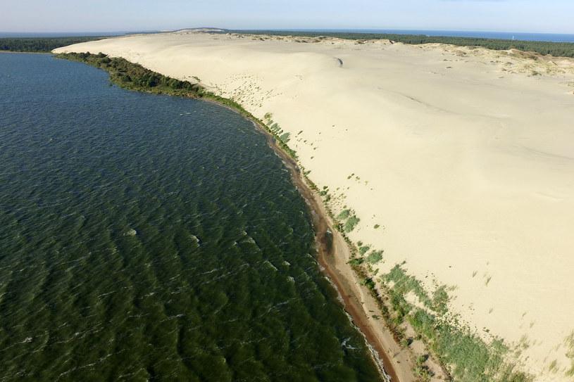 Nadbałtyckie plaże są jednymi z najbardziej imponujących w całej Europie /Polsat Doku /materiały prasowe