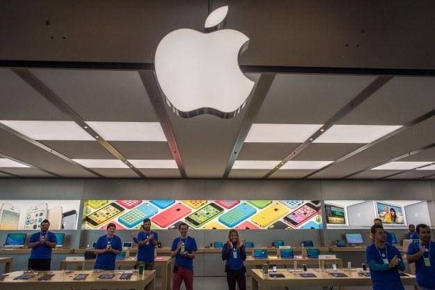 Nadchodzą nowe funkcjonalności przyszłych produktów Apple /AFP