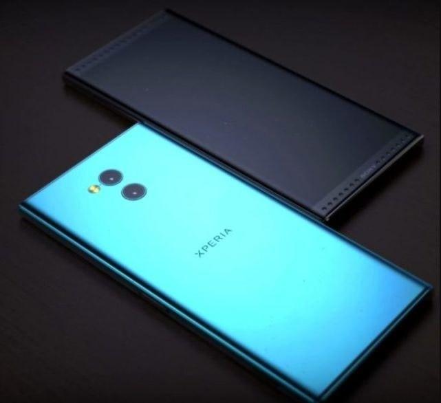 Nadchodzący model Sony będzie reprezentował nową linię stylistyczną /Mydrivers.com /Internet
