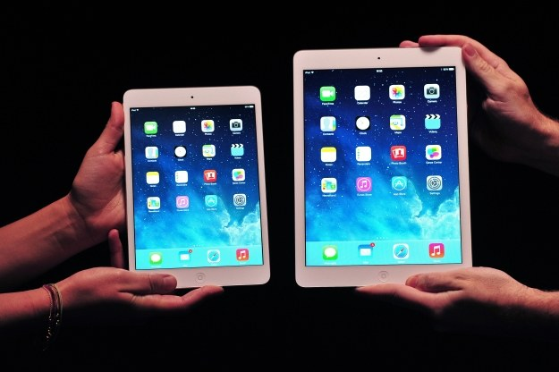 Nadchodzi nowy iPad Air /AFP