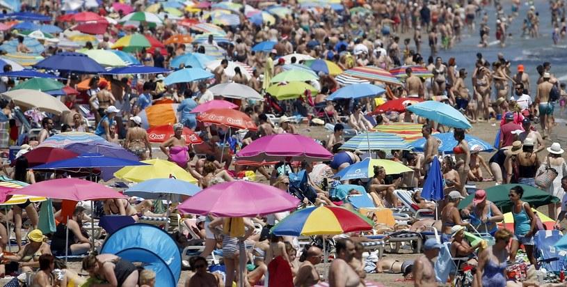 Nadchodzi prawdziwe lato? /Kai Foersterling /PAP/EPA