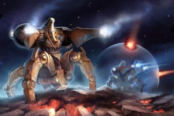 Nadchodzi Starcraft w wersji online? Miejmy nadzieję... /INTERIA.PL