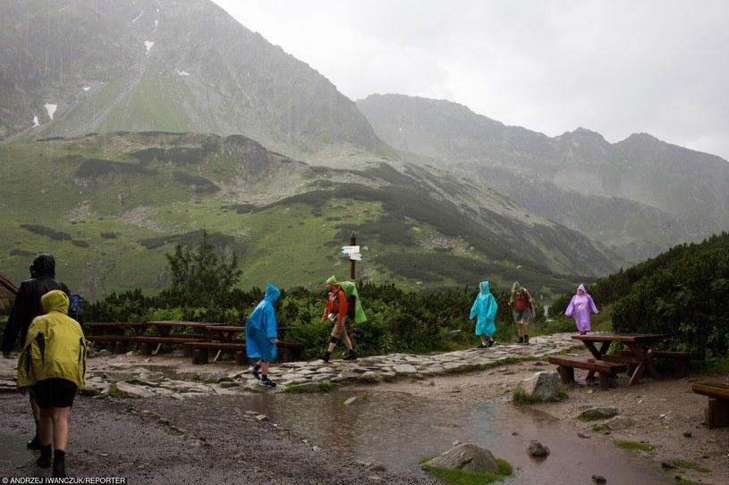 Nadchodzi zmiana pogody /Andrzej Iwańczuk/Reporter /East News