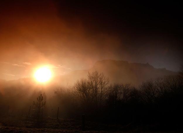 Nadciąga apokalipsa? (na zdjęciu wioska w Pirenejach) - fot. Patrick Aventurier /Getty Images/Flash Press Media