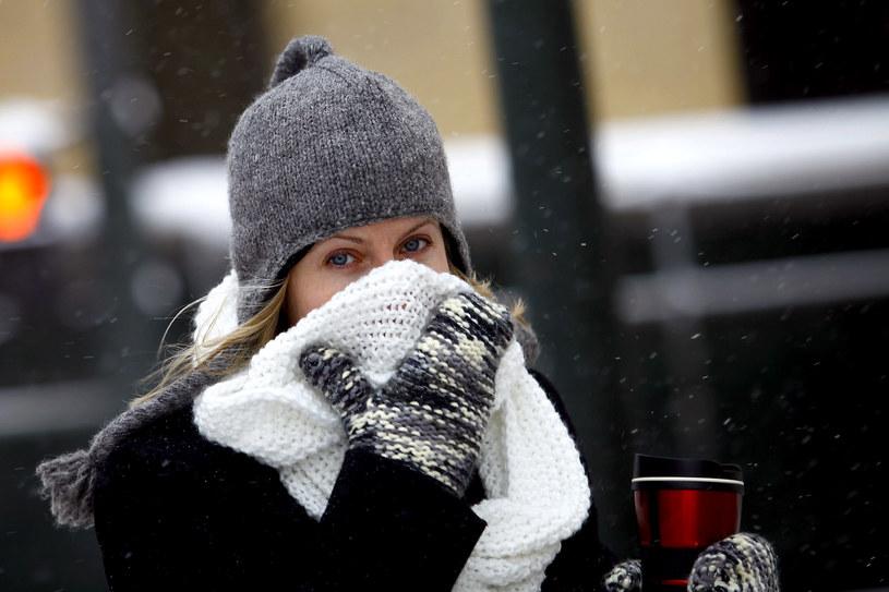 Nadciąga wir polarny. Synoptycy ostrzegają /AFP