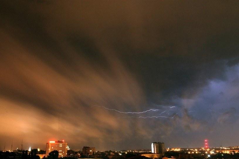 Nadciągają burze /Kuba Suszek /Reporter