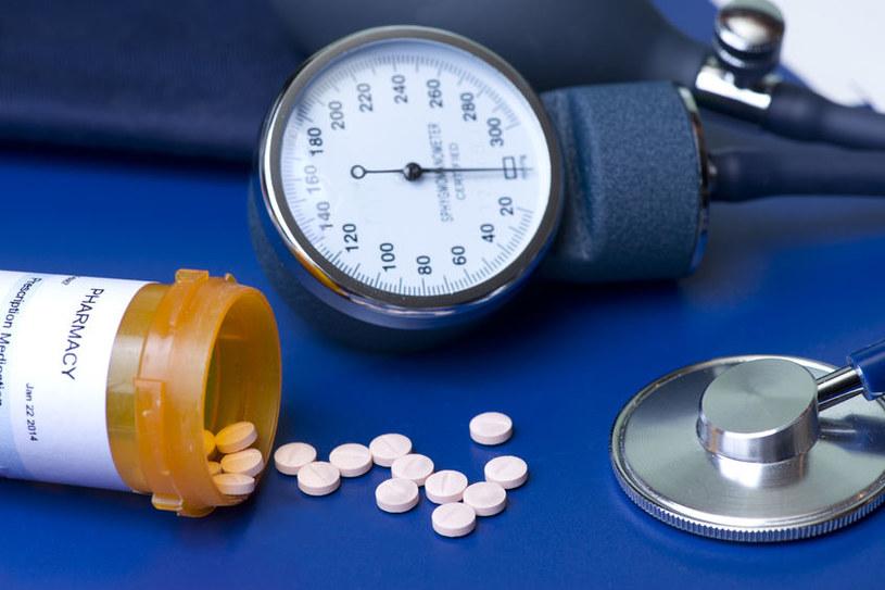 Nadciśnienie tętnicze /©123RF/PICSEL