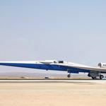 Naddźwiękowy samolot NASA wykorzysta części z wojskowych konstrukcji