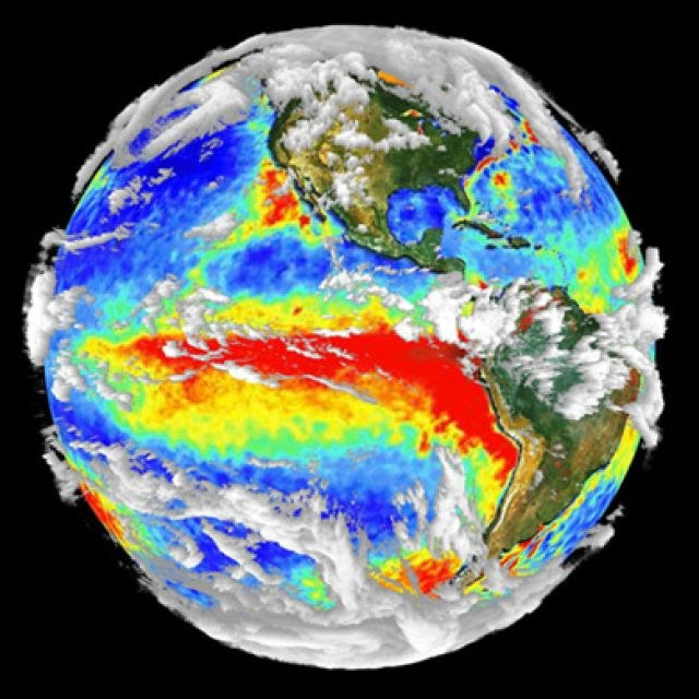 Nadeszło nowe El Niño /materiały prasowe