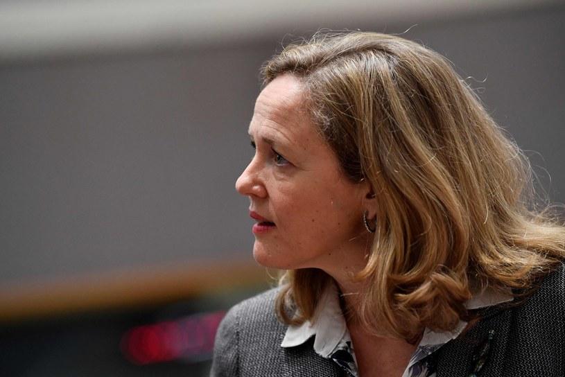 Nadia Calvino, wicepremier Hiszpanii /AFP