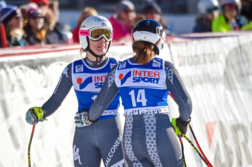 Nadia i Elena Fanchini /Getty Images