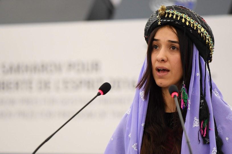 Nadia Murad /FREDERICK FLORIN/AFP /East News