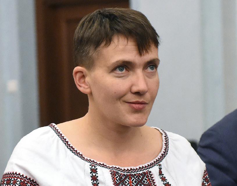 Nadia Sawczenko: Ludzie od prawdy o Wołyniu nie zmartwychwstaną /VASILY MAXIMOV /AFP
