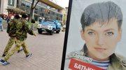 Nadia Sawczenko ogłosiła głodówkę