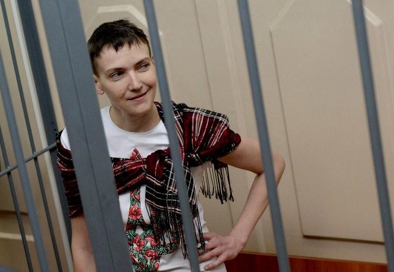 Nadia Sawczenko /AFP