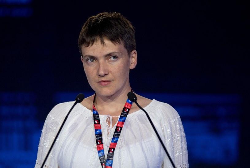 Nadia Sawczenko /Rafal Oleksiewicz /Reporter
