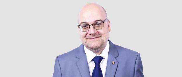 Nadinspektor Piotr Walczak, szef KAS /Informacja prasowa