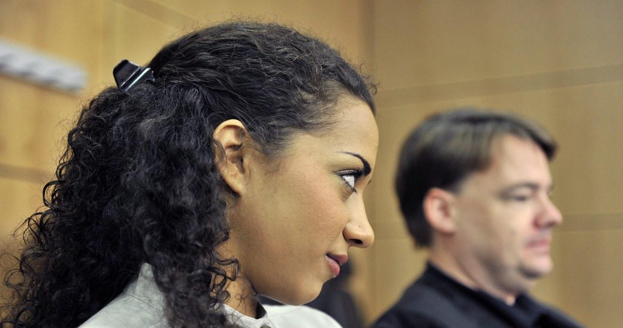 Nadja Benaissa przed niemieckim sądem