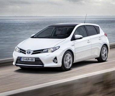 Nadjeżdża nowa Toyota Auris Hybrid