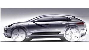Nadjeżdża nowy SUV Porsche - Macan