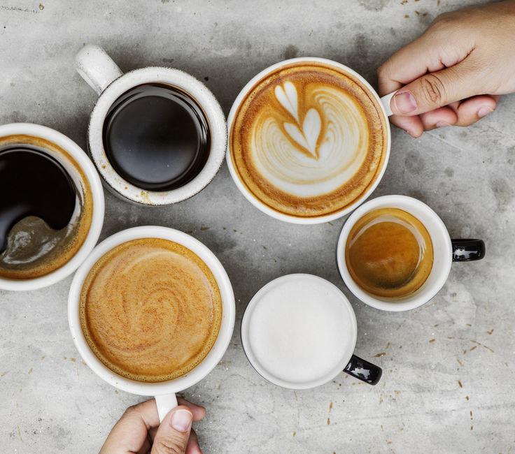 Nadmiar kofeiny może osłabiać odporność /123RF/PICSEL