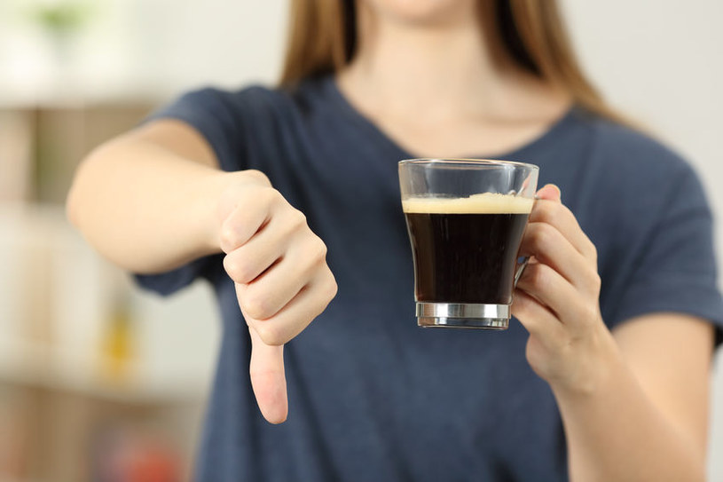 Nadmiar kofeiny /©123RF/PICSEL