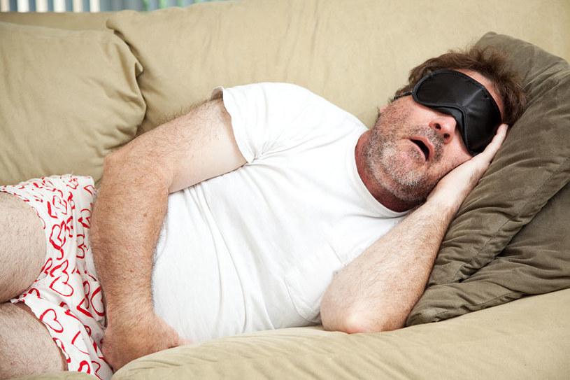 Nadmiar snu może być niebezpieczny /123RF/PICSEL