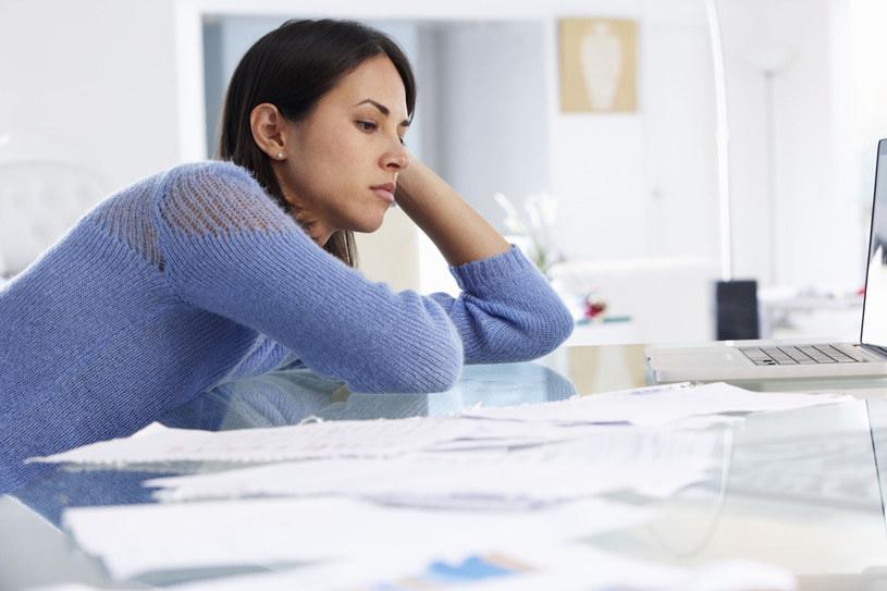 Nadmiar stresu może być bardzo niebezpieczny /123RF/PICSEL