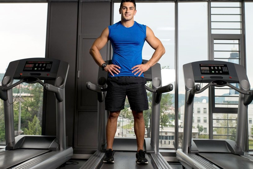 """Nadmiar treningu aerobowego promuje procesy prowadzące do sylwetki typu """"skinny fat"""" /123RF/PICSEL"""