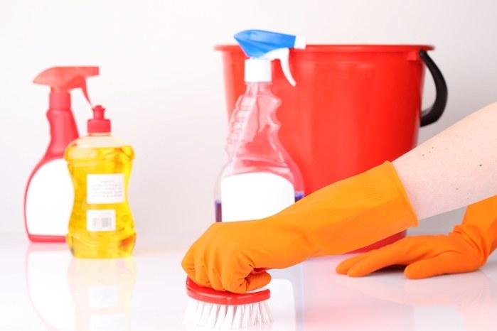 Nadmierne detergenty /© Photogenica