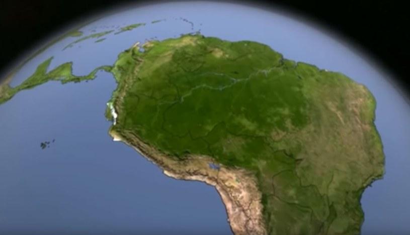 Nadmierne wylesianie przyczynia się do katastrofy klimatycznej na Ziemi /YouTube