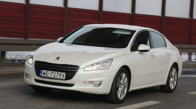 """Nadwozie """"508"""" należy do najszerszych i najdłuższych w swojej klasie (ma długość 481 cm i szerokość 185 cm). /Motor"""