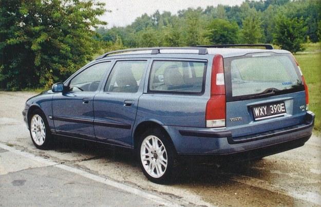 Nadwozie Volvo w niewielkim już stopniu przypomina kanciaste, lecz bardzo praktyczne kombi, jakie znamy sprzed lat. /Motor