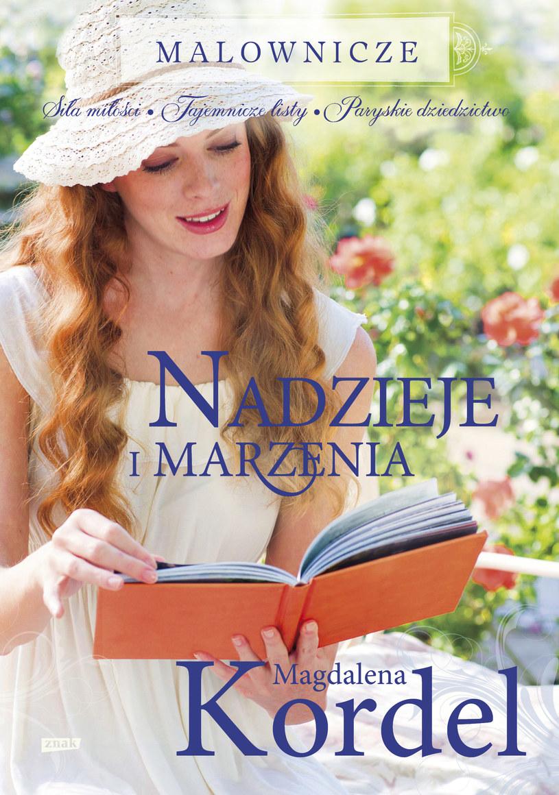 Nadzieje i marzenia, Magdalena Kordel /Wydawnictwo Znak