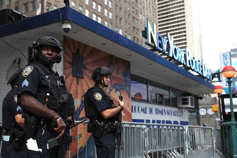 Nadzwyczajne środki ostrożności w mieście /Getty Images