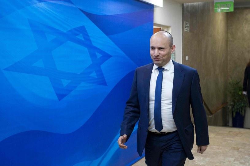 Naftali Bennett /ABIR SULTAN /AFP
